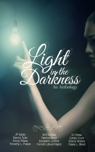 Light in the Darkness - Amazon Front Cover